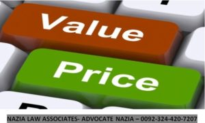 fees of court marriage in Pakistan