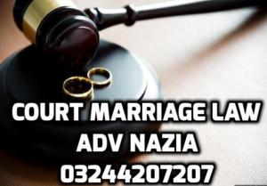Court marriage Pakistan