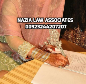 Difference between court marriage and nikah