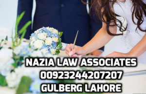 Court marriage application in Pakistan
