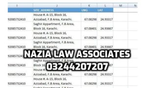 Location of mobile number in Pakistan