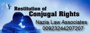Suit for conjugal rights