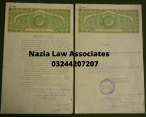 Power of attorney in Pakistan